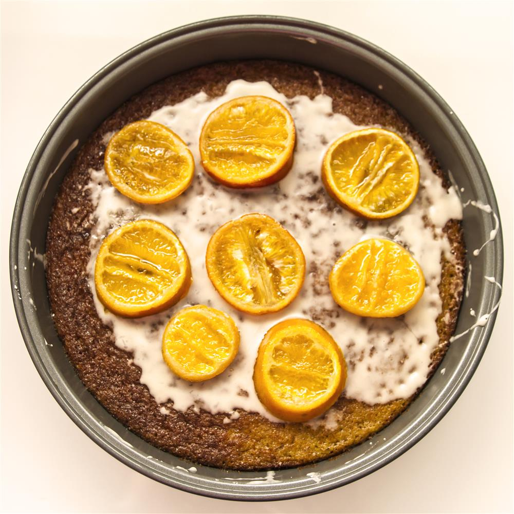 Clementine Cake recipe by Maker Emma